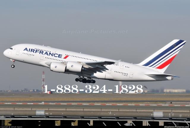 1-877-294-2894 Air France Customer Service